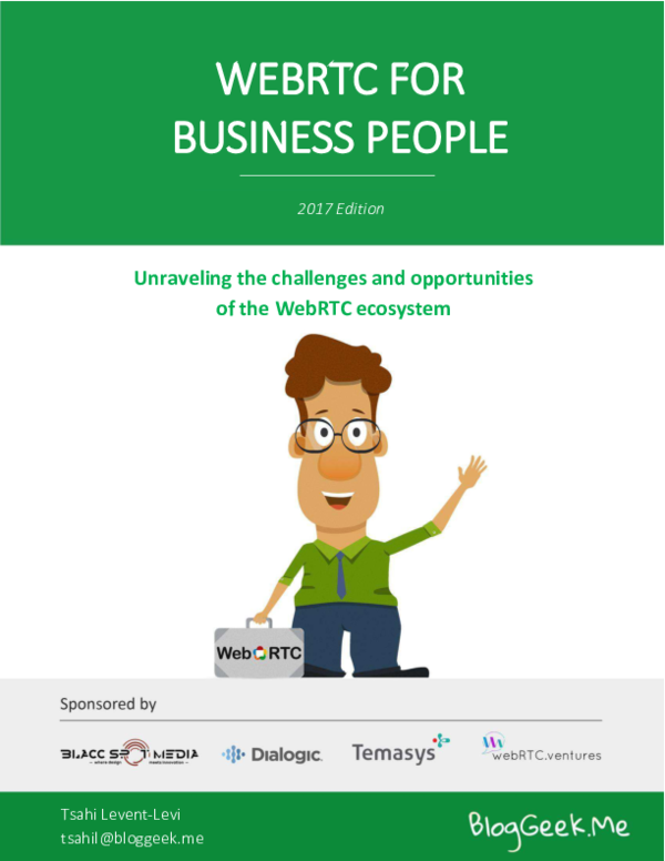 PDF) Unraveling the challenges and opportunities of the WebRTC