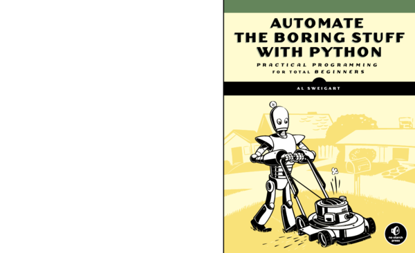 PDF) Automate the boring stuff with python | abhisek battula