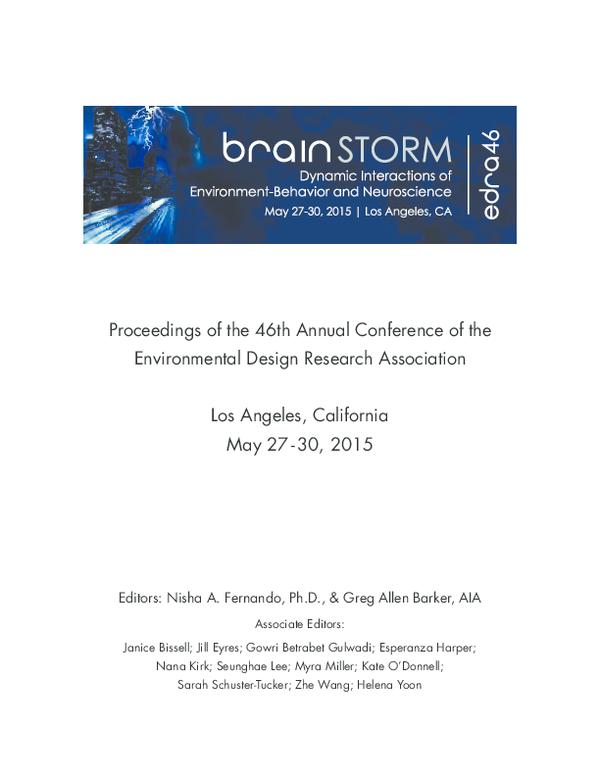 PDF) EDRA2015BestPaperWayfinding.pdf | Emily Carlson - Academia.edu