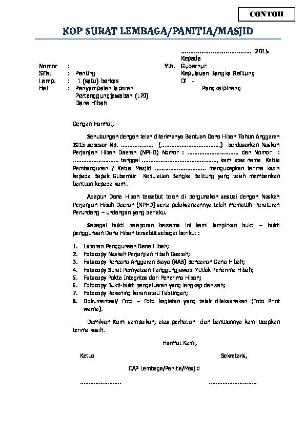 Doc Kop Surat Lembagapanitiamasjid Riyono Pulosari