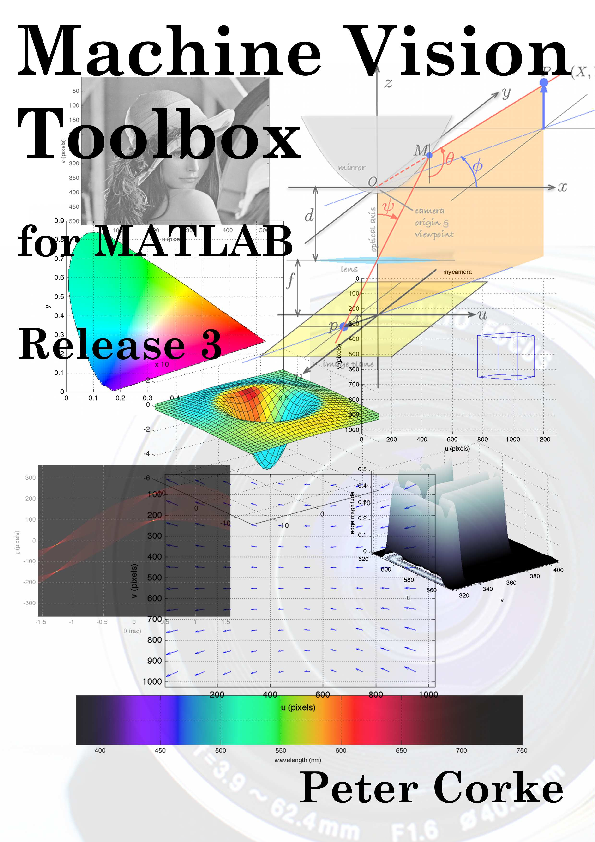 PDF) Machine Vision Toolbox for MATLAB | Vance Wu - Academia edu