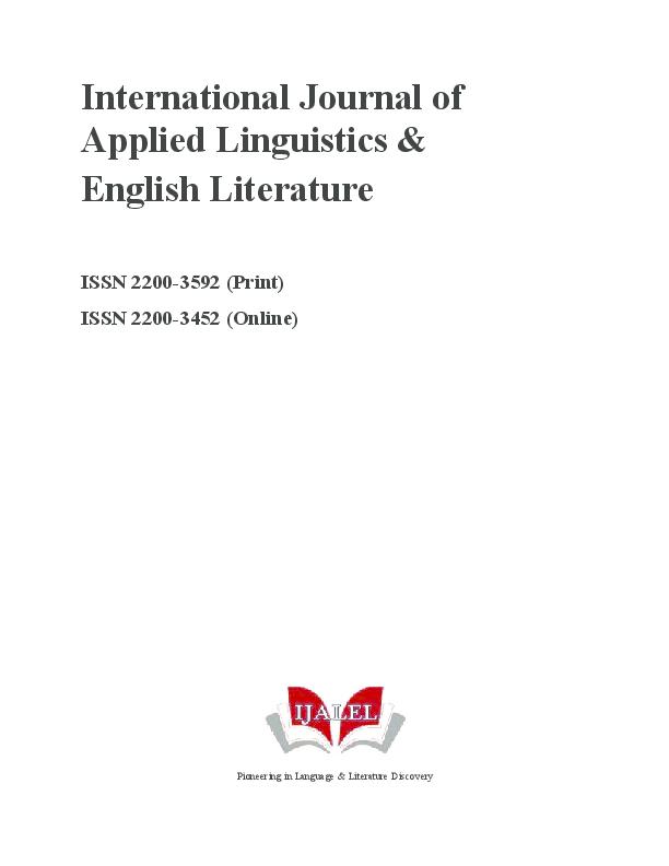 pdf ijalel vol no international journal of applied