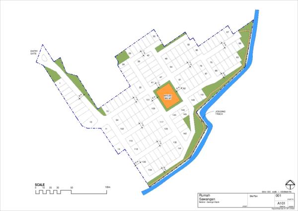pengertian site planning