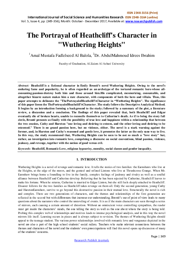 Wuthering Height Pdf