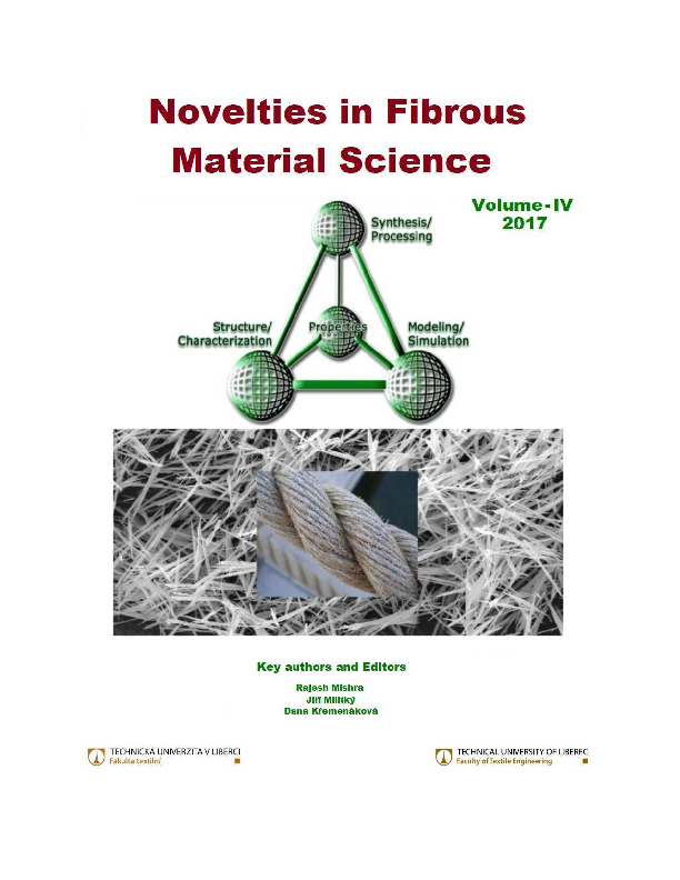 PDF) Novelties in Fibrous Material Science