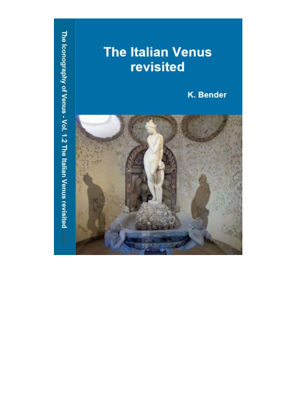 PDF) The Italian Venus revisited | K  Bender - Academia edu
