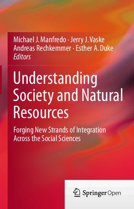 pdf) understanding society and natural resources forging new