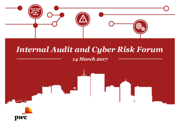 PDF) Internal Audit and Cyber Risk Forum | ombi saputra
