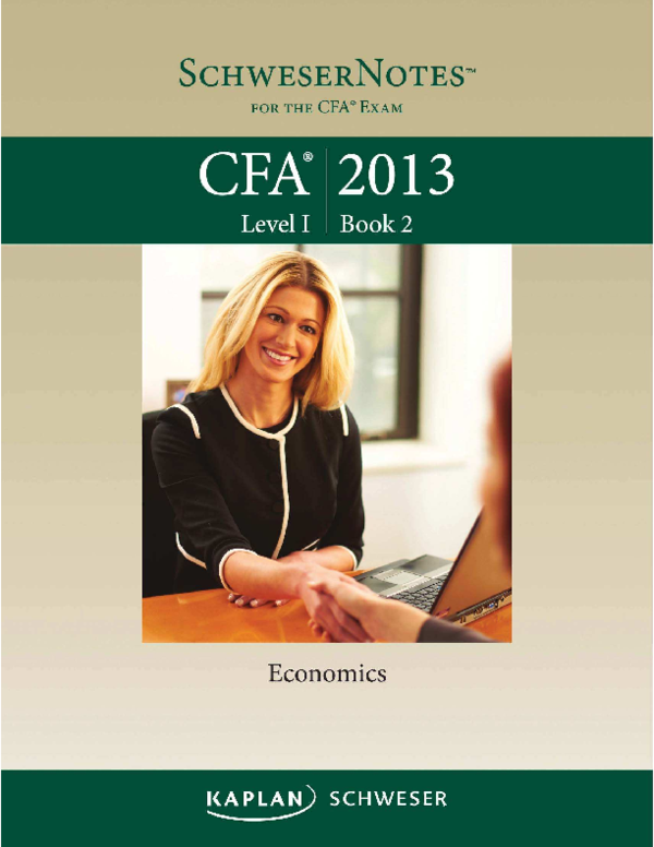 PDF) 2013 CFA Level 1 - Book 2.pdf   Rafael Snchez Hernndez ...