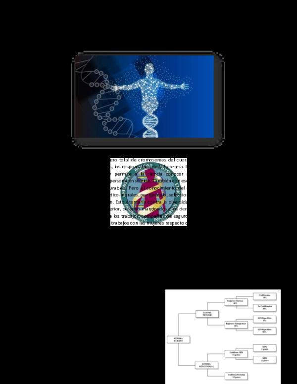 Doc Genoma Humano Jose Patron Academia Edu