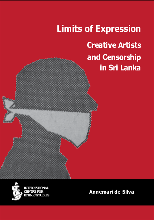 PDF) Limits of Expression: Creative Artists and Censorship in Sri