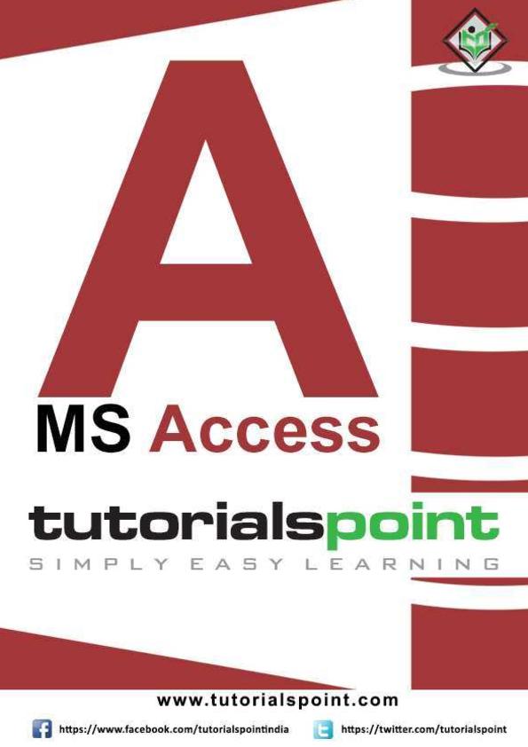 PDF) Ms access tutorial   ankush sharma - Academia edu