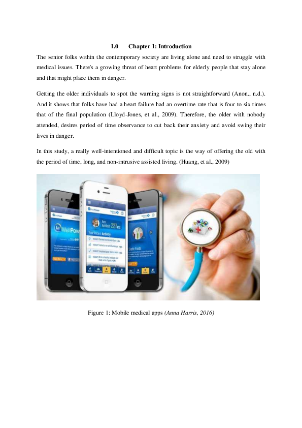 PDF) Remote Health Monitoring System for the elderly people