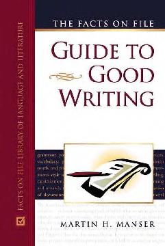 PDF) Guide to Good Writing.PDF | diego fernandez - Academia.edu