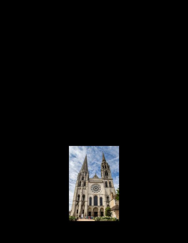 Doc Catedral De Chartres Final Omar Fuentes Garcia Academia Edu