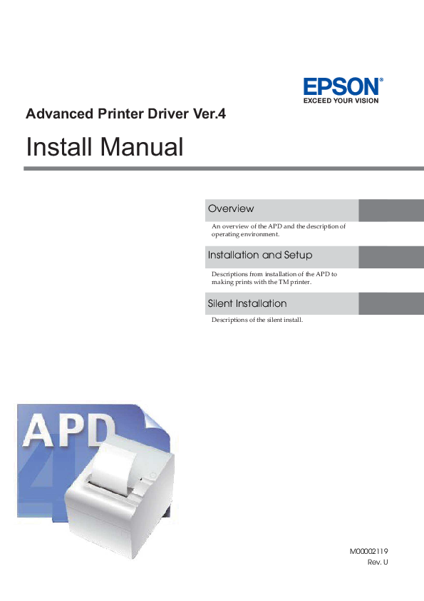 Install Opos Drivers