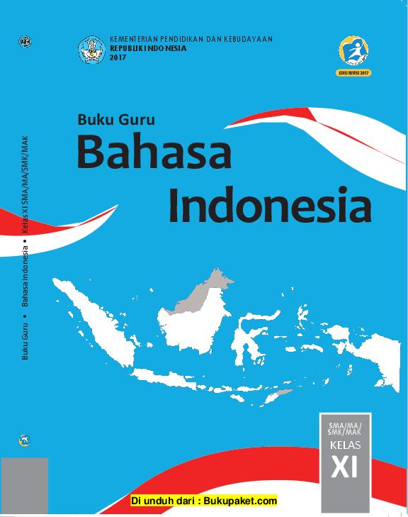 Doc Buku Guru Kelas 11 Bahasa Indonesia Raldy Fadjar Academia Edu