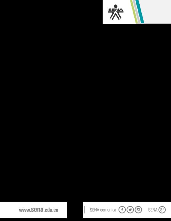 GC-F -005 V. 01 SERVICIO NACIONAL DE APRENDIZAJE – SENA GESTIÓN DE ... 1e1d264f06864