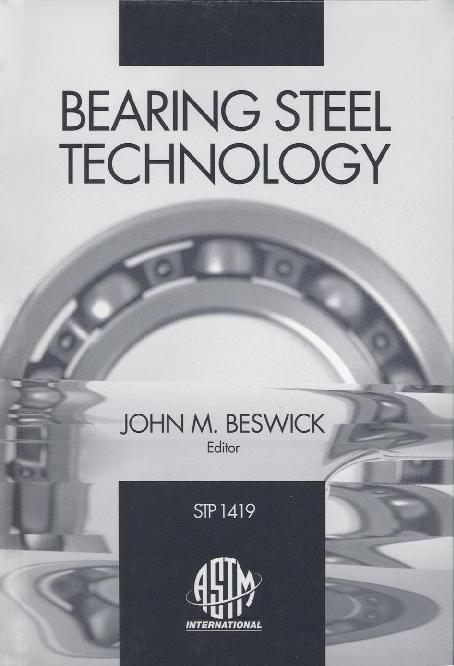 PDF) BEARING STEEL TECHNOLOGY.pdf   Prabir Datta - Academia.edu