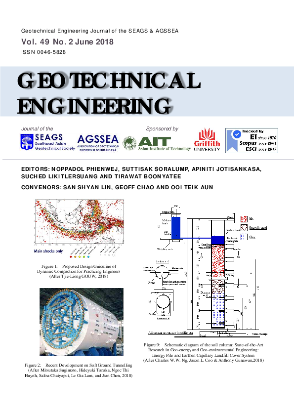 Marine Geotechnics Poulos Pdf