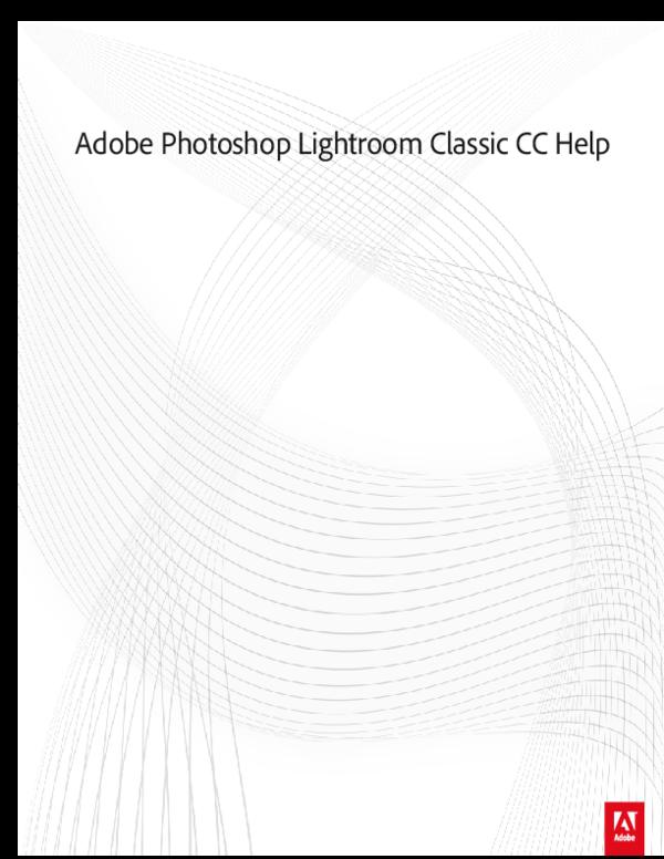 PDF) Adobe Photoshop Lightroom Classic CC Help   Gabriel