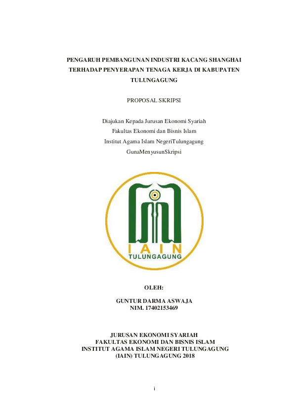 Doc Seminar Proposal Docx Guntur Darma Aswaja Academia Edu