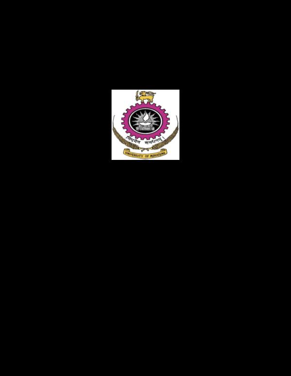 PDF) P M A M K Wickramasinghe - CEB Industrial Training