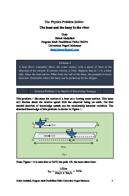physics problem solver pdf