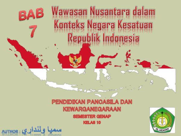 Wawasan Nusantara Research Papers Academia Edu