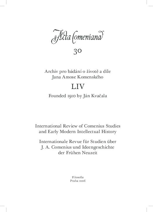 "PDF) ""Machiavellian Propaganda and Advice after the Bohemian"