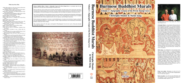 PDF) Burmese Buddhist Murals  Volume 1 – Epigraphic Corpus