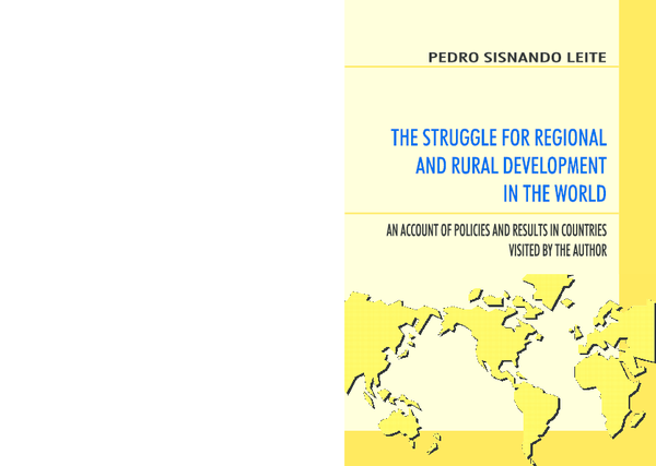 PDF) THE STRUGGLE FOR REGIONAL AND RURAL DEVELOPMENT IN THE WORLD ...