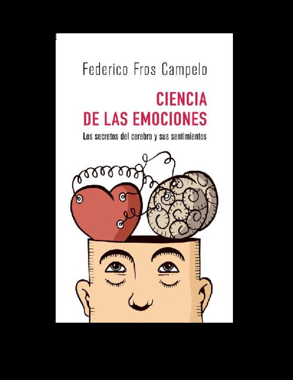 PDF) Ciencia de las emociones.pdf | Judith Novelo Loeza - Academia.edu