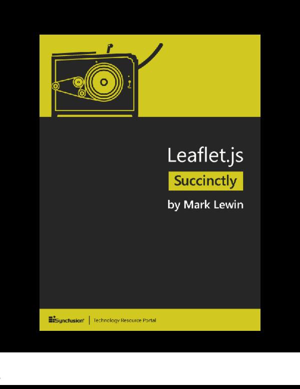 PDF) Leafletjs Succinctly | Ángel Cruz Ortíz - Academia edu