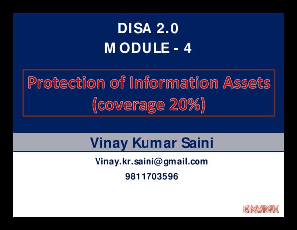 PDF) DISA 2 0 MODULE -4   Preeti Agarwal - Academia edu