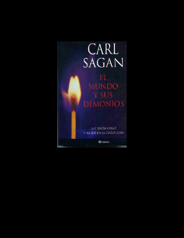 san francisco 8c531 ee755 PDF) El mundo y sus demonios Carl Sagan   Eduardo Gutierrez Martinez ...
