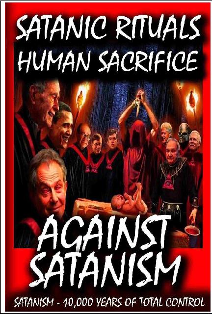 PDF) AGAINST SATANISM VOLUME 3 - SATANIC RITUALS DEFINE SATANISM