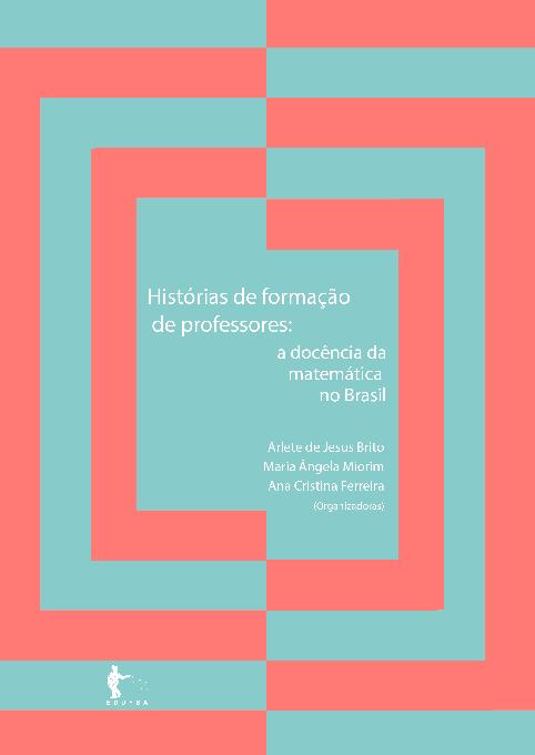 Pdf História De Formação De Professores A Docência Da