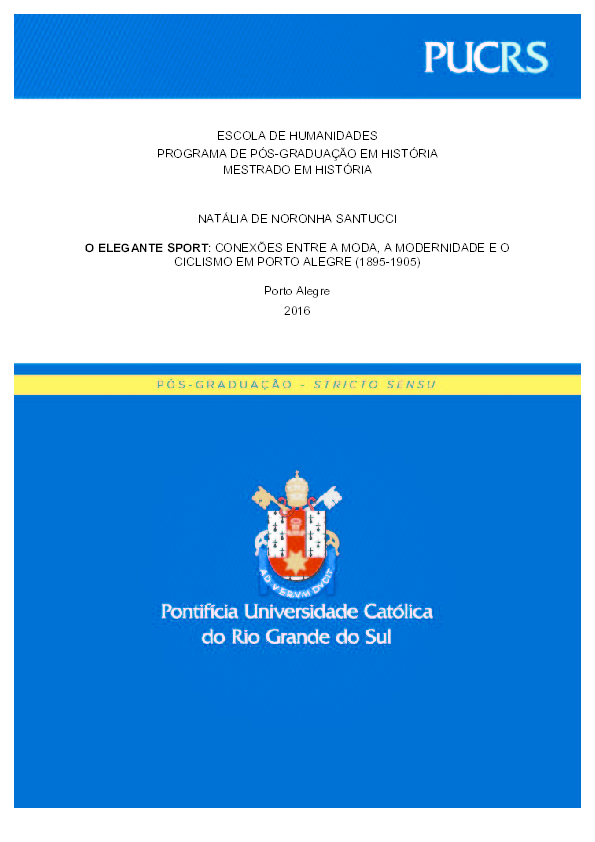 73d6104cb PDF) O ELEGANTE SPORT: conexões entre a moda, a modernidade e o ...