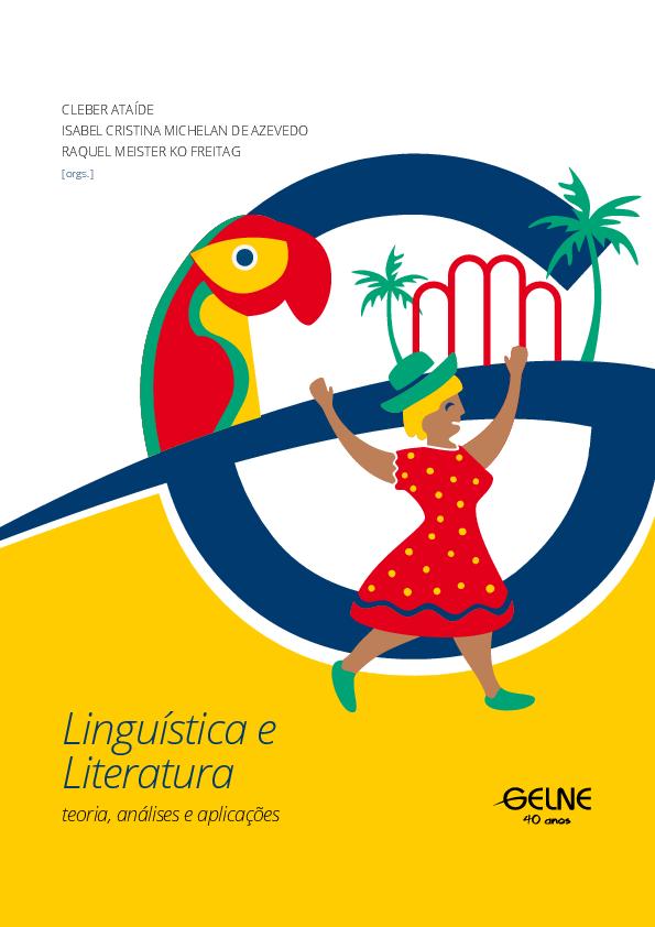 Pdf Linguística E Literatura Teoria Análises E