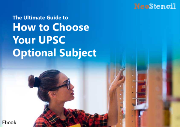 PDF) How to Choose Your UPSC Optional Subject The Ultimate Guide to