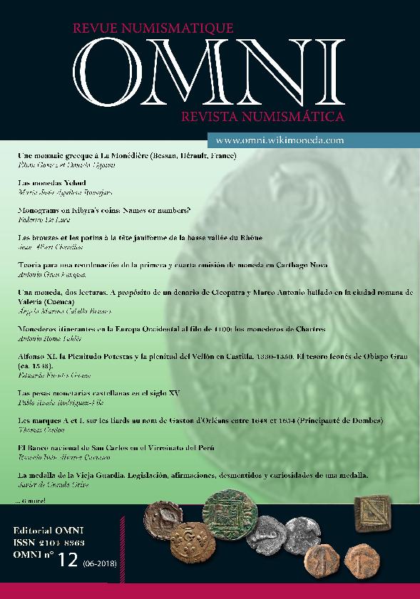 3fac5baad87d PDF) Revue Numismatique OMNI 12 Revista Numismatica n° 12 - 07 2018 ...