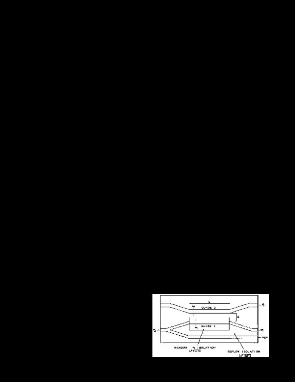 PDF) Integrated-optical directional coupler biosensor   D
