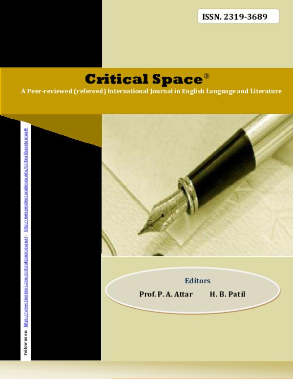 PDF) 3  Feb 2014 Critical Space pdf | CriticalSpace Journal