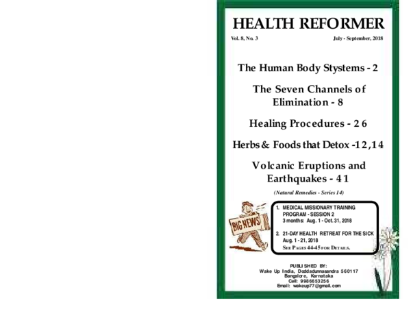 PDF) The Human Body Stystems -2 The Seven Channels of