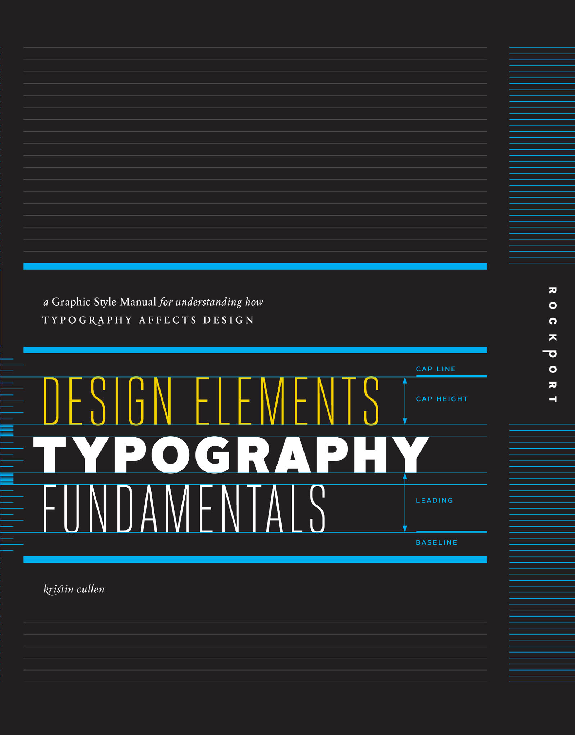Pdf Design Elements Typography Fundamentals Carla Rovatti Academia Edu