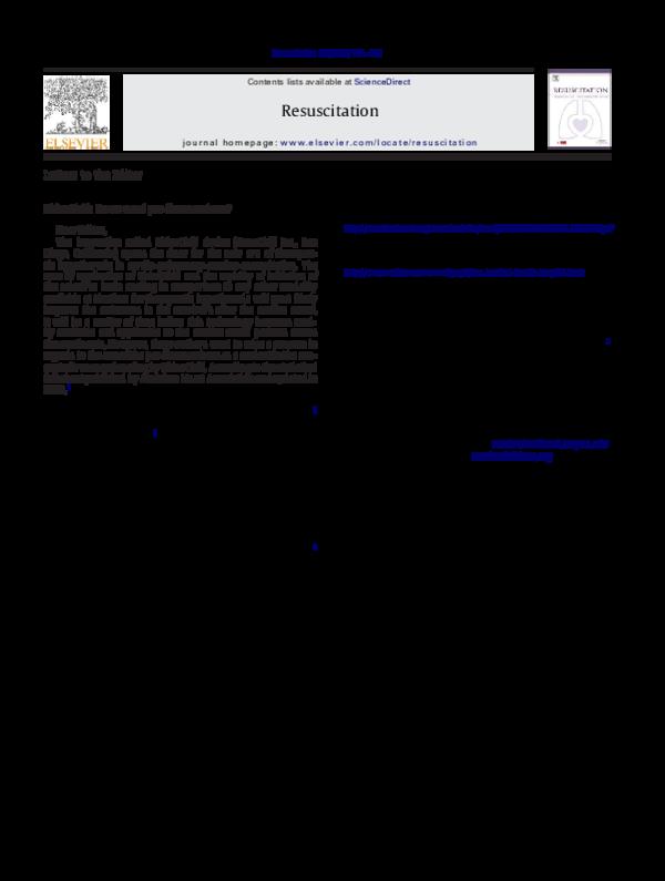PDF) RhinoChill: Do we need per-fluorocarbons? | Deepak