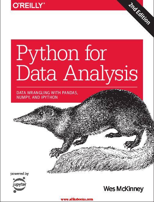 PDF) Python for Data Analysis | Aslıhan Alhan - Academia edu