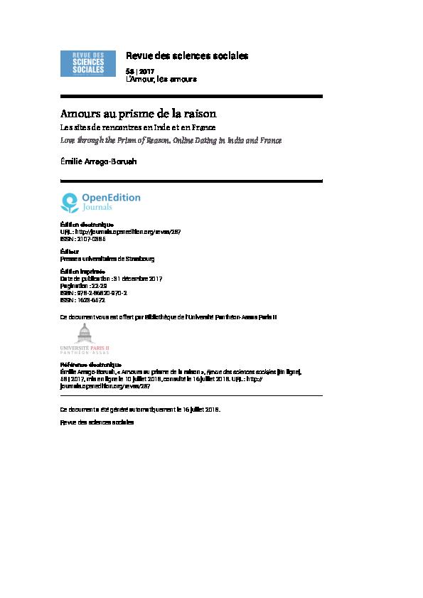 site de rencontre en ligne en Inde
