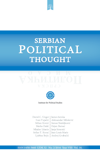 PDF) Media Addiction and Political Participation in Serbia